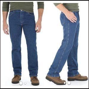 Wrangler regular fit 36x29 men jeans